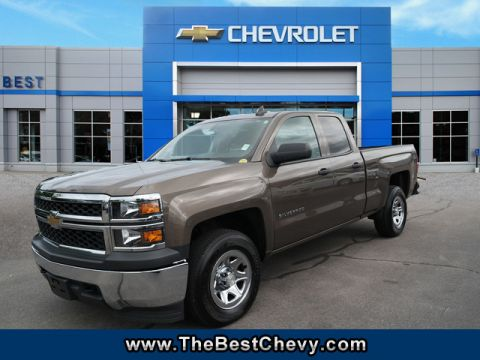 Certified Pre-Owned 2015 Chevrolet Silverado 1500 LS