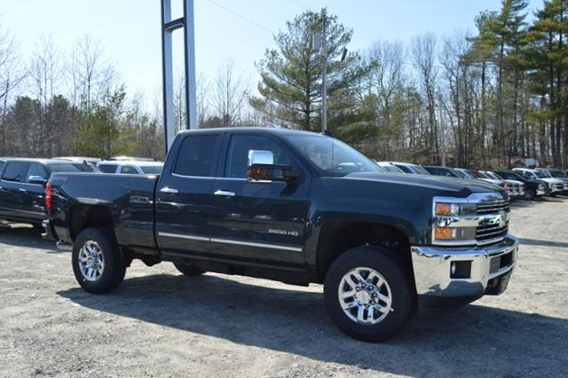 New 2017 Chevrolet Silverado 2500hd Ltz Double Cab In Hingham