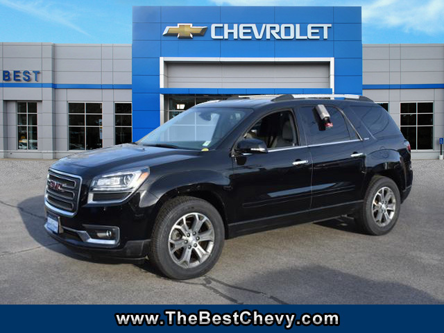 Certified Pre Owned 2016 Gmc Acadia Slt 1