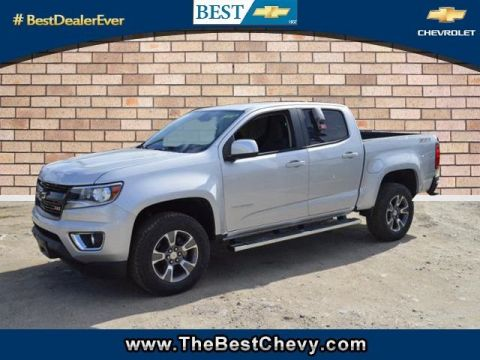 new 2017 chevrolet colorado z71 4d extended cab in hingham 71202 best chevrolet. Black Bedroom Furniture Sets. Home Design Ideas