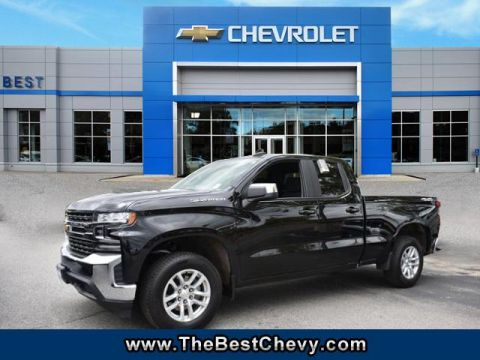 Certified Pre-Owned 2019 Chevrolet Silverado 1500 LT
