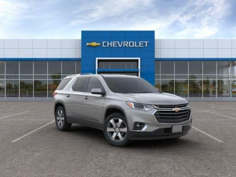 New 2019 Chevrolet Traverse LT Leather