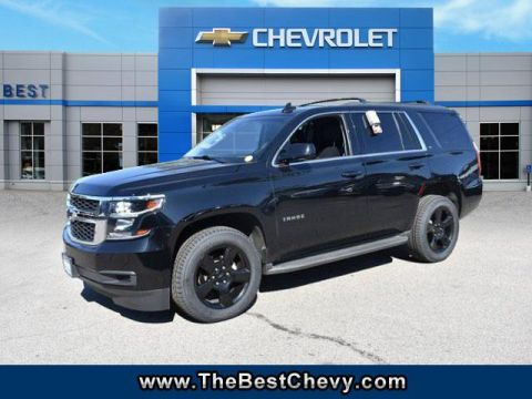 Certified Pre-Owned 2017 Chevrolet Tahoe LT